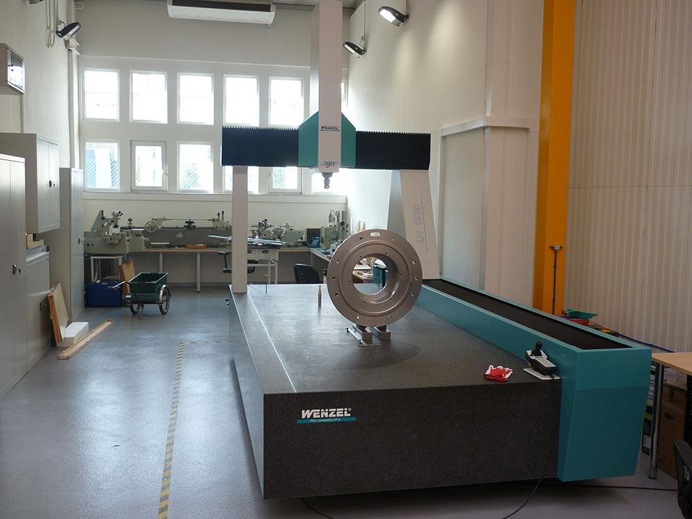 Maszyna pomiarowa współrzędnościowa WENZEL LH108