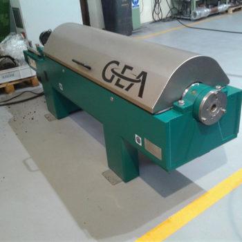 Wirówka Dekantacyjna GEA UCD 345