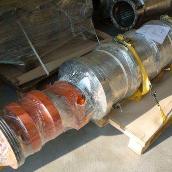 Spomasz-Wronki przeprowadził remont kapitalny zespołu wirującego MI-SWACO RTa 518