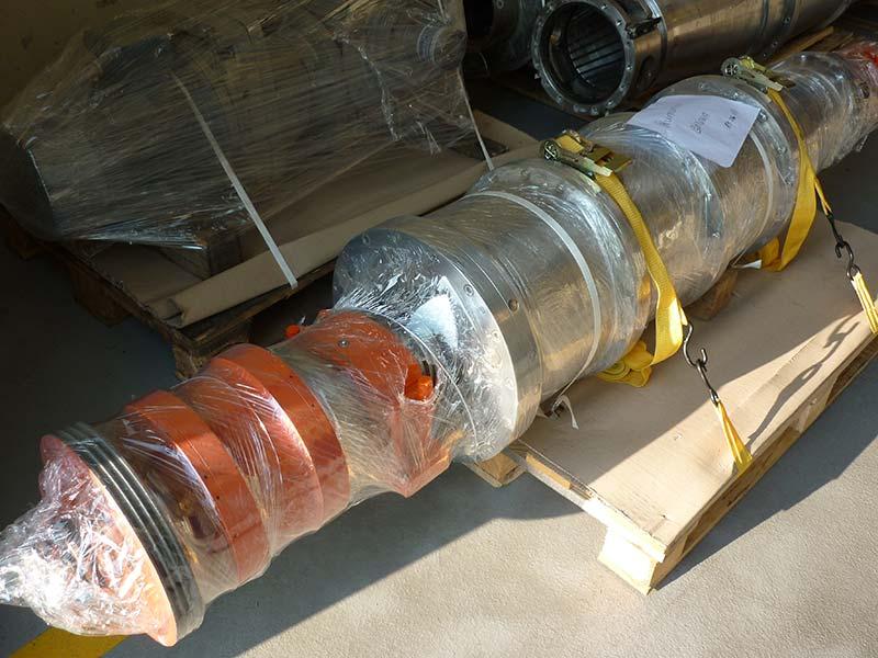 Remont zespołu wirującego MI-Swaco RTA 518