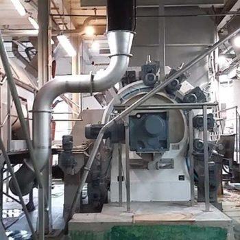 Suszarki Walcowe ASE33 do Produkcji Ziemniaczanych Płatków Spożywczych