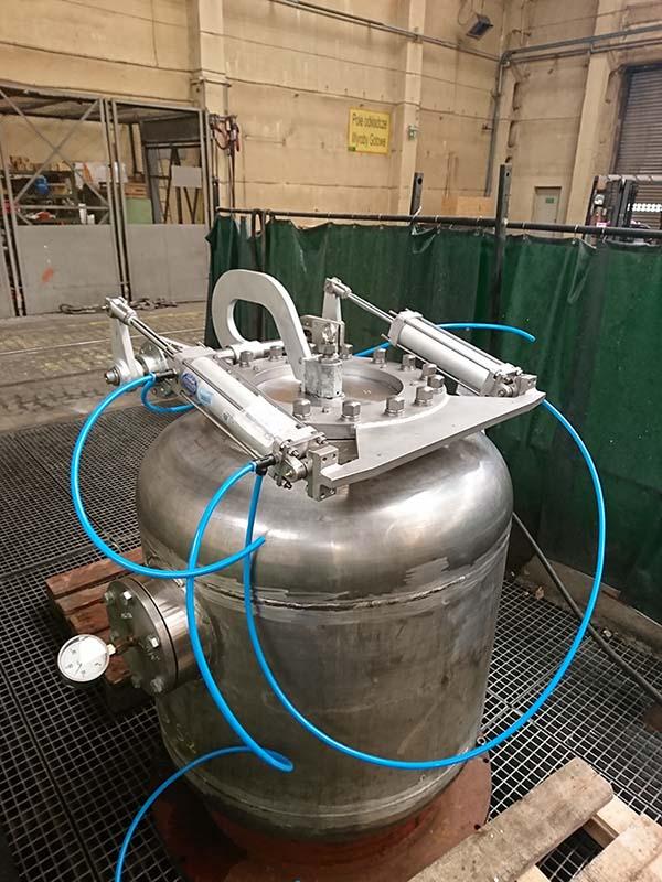 Zbiornik Ciśnieniowy ZP3E08R