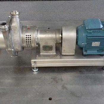 Spomasz wykonał 2 szt. prototypowych pomp odpieniających typ X3A30