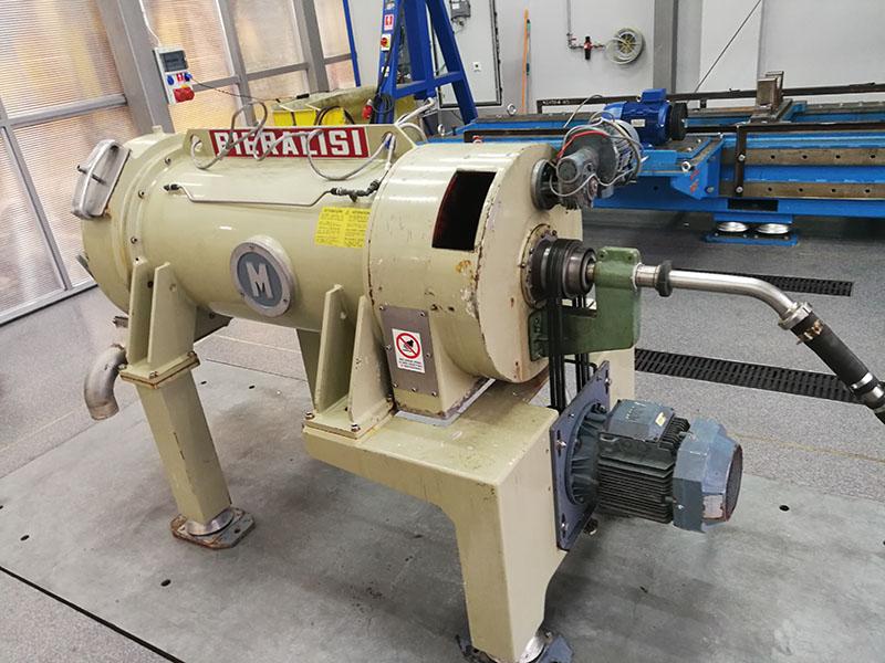 ремонт центрифуги Pieralisi FP 600