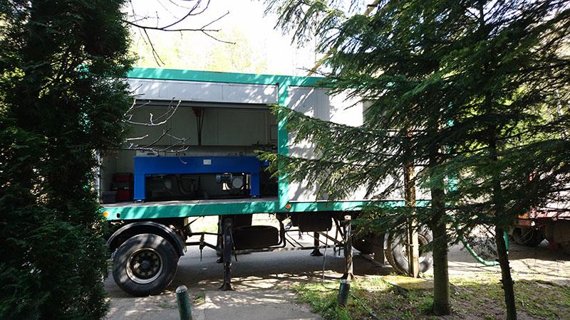Próby Odwadniania Przemysłowych Osadów Ściekowych – Wirówka W3D 350.7