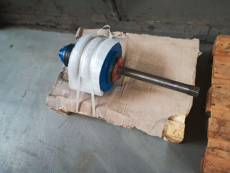 Renovation of the PPE2,7 type planetary gear